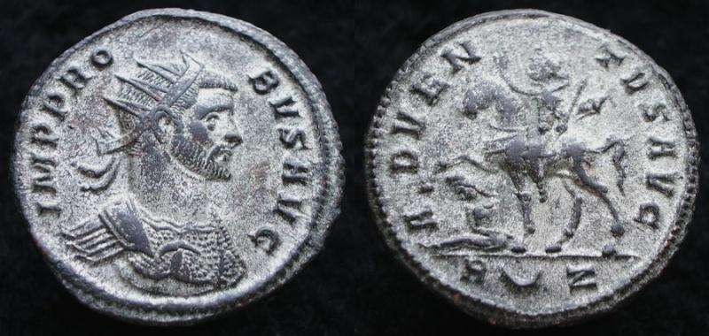 Le IIIème siècle d'aureus78 - Page 6 Probus11