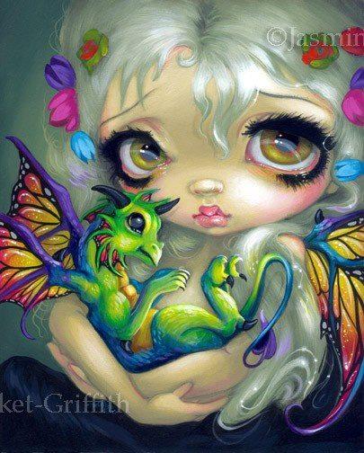 Avatars Créatures Fantastiques Jasmin10