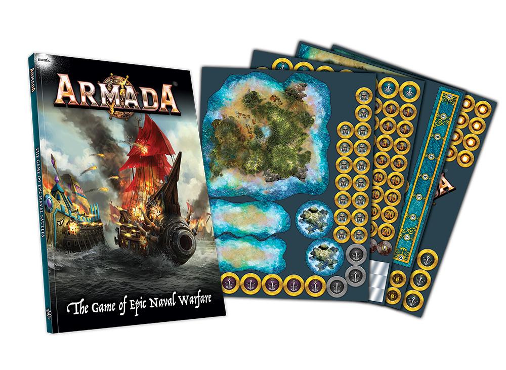 KINGS OF WAR: ARMADA – THE GAME OF EPIC NAVAL WARFARE Armada10
