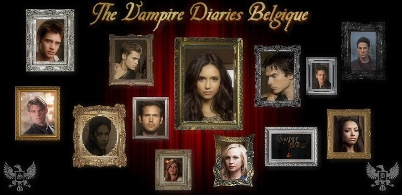 The Vampire Diaries Belgique