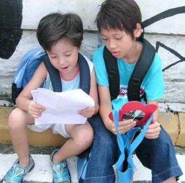 [ ミღ Pic/Fact ] Niel junto a su hermano menor Bosung 59961110