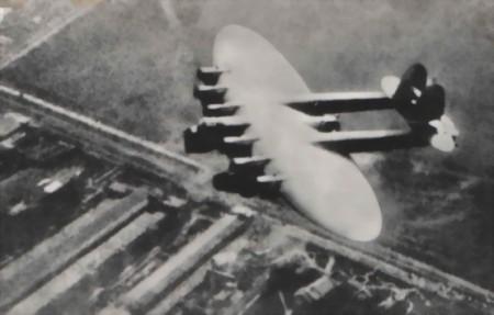 Les projets d'avions étranges de la DGM 1610