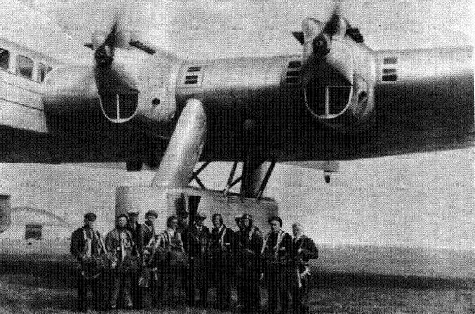 Les projets d'avions étranges de la DGM 20l1qh10