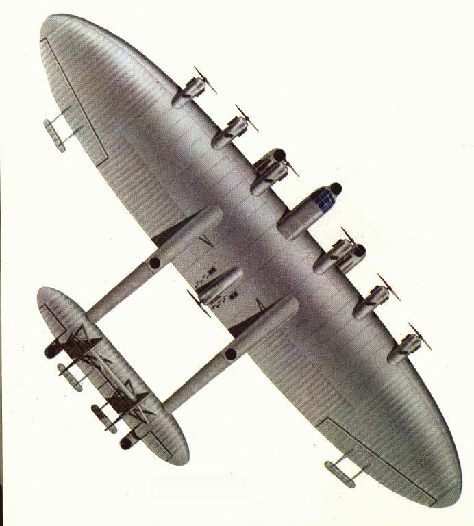 Les projets d'avions étranges de la DGM 258c9a10