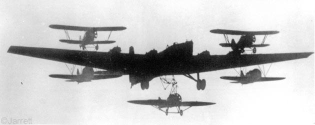 Les projets d'avions étranges de la DGM Aviama10
