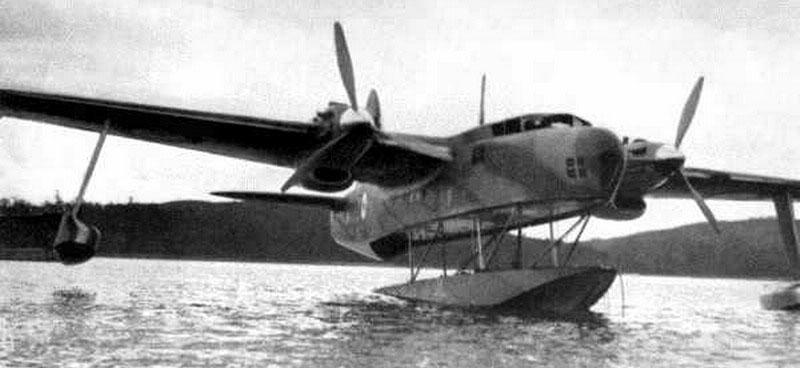 Les projets d'avions étranges de la DGM B20nag10