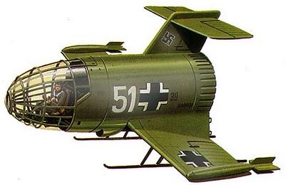 Les projets d'avions étranges de la DGM Dinkel10