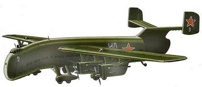 Les projets d'avions étranges de la DGM Russia10