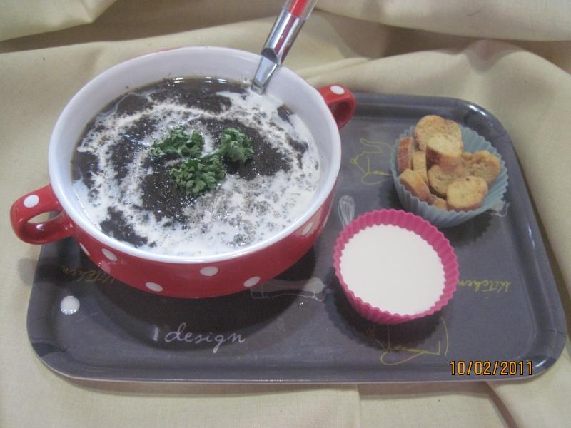 soupe aux champignons à la crème fraiche Sata_d10