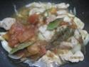 couronne d'épinettes au poulet en sauce Couron19