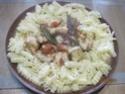 couronne d'épinettes au poulet en sauce Couron20