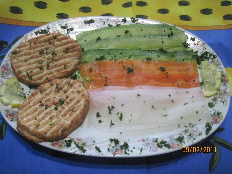 tagliatelles  aux légumes  Yaourt11