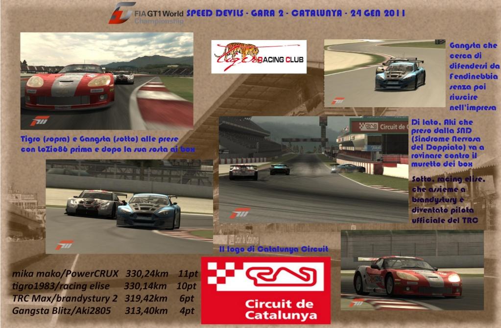 [ALBUM GARA FM3] - CAMPIONATO FIAGT1 - Gara 2 - Catalunya 24 / 01 / 2011 Catalu16