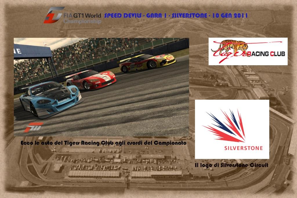 [FOTO FM3] - LIVREE CAMPIONATO FIAGT1- Gara 1 - Silverstone 10 / 01 / 2011 Silver10