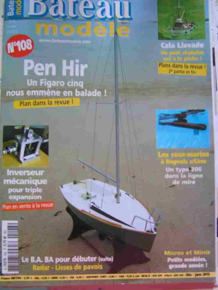 """Le """"Pen-Hir""""  210"""