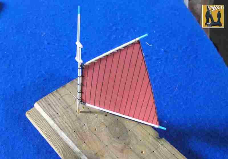 Bateau de pêche en Bateau Moule 2211