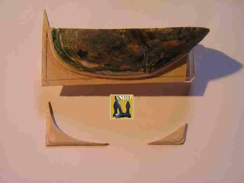 Bateau de pêche en Bateau Moule 411