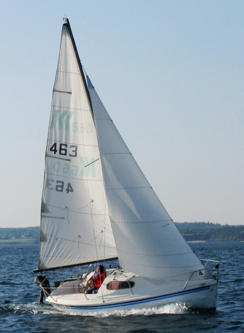 Vends grand voile occasion Gaastra Kelt_511