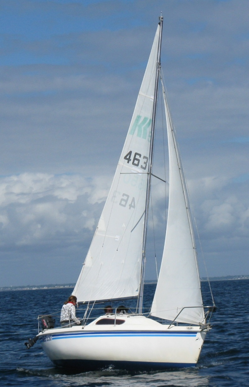 Vends grand voile occasion Gaastra Kelt_512