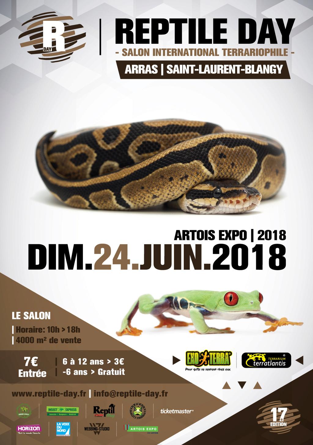 Reptile Day - Arras 2018 Arras_10