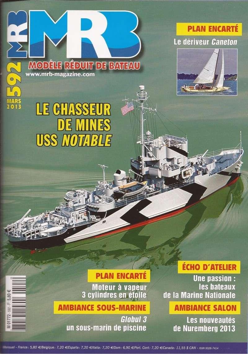 Revues : Bateau modèle - Modèle réduit de bateau (MRB) Mrb_na11