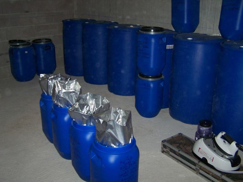 Sachet en alliage aluminium pour stockage nouriture 100_3118