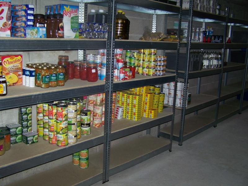 Sachet en alliage aluminium pour stockage nouriture 100_3124