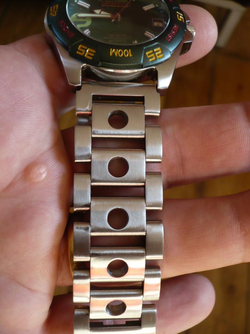Vostok Amphibian classic 090916M Bracel11