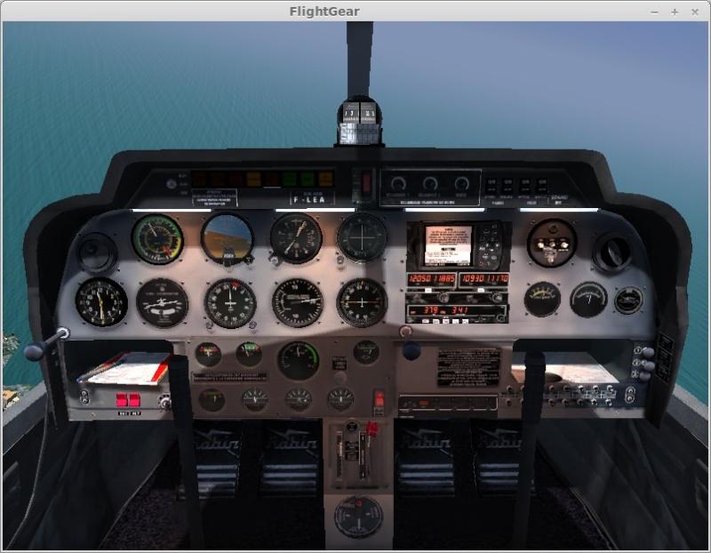 Robin DR400 jsbSim 180ch Captur60