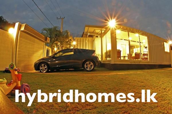 Hybrid Homes - The Exotic Asian Living 1313