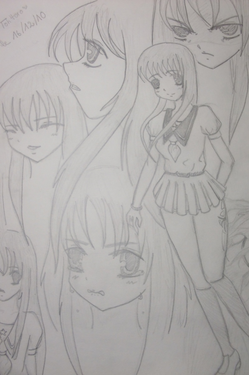 La galerie de Tohru !  00411