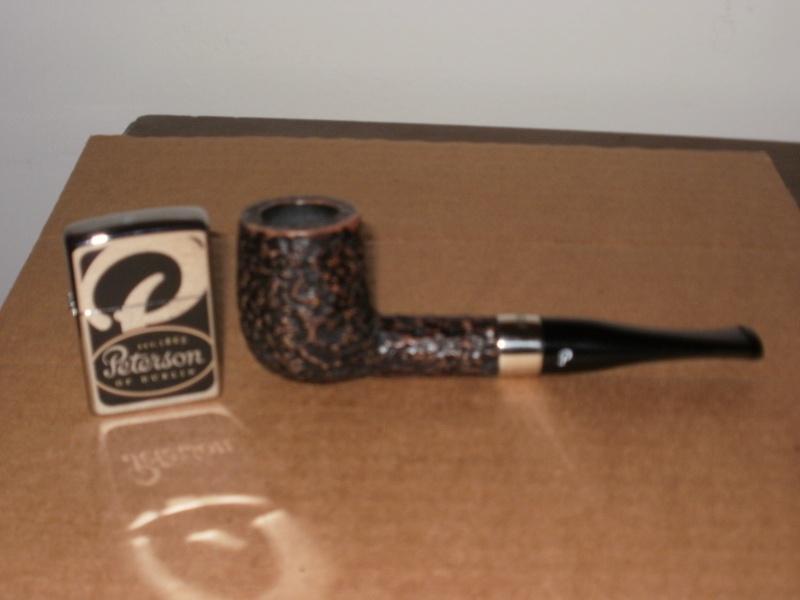 Valentine's Peterson / Zippo Combo P2150712