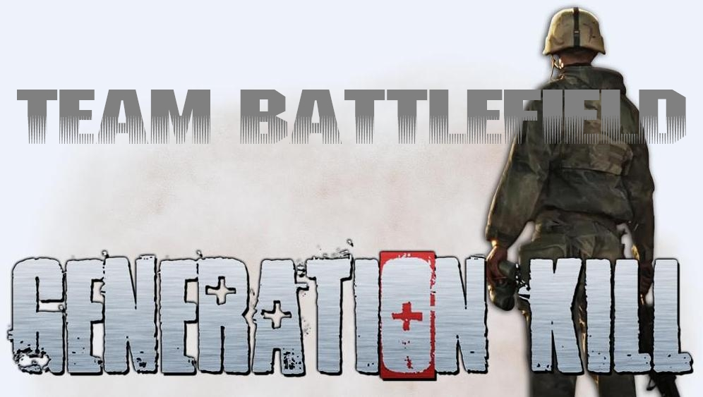 Team GENERATION KILL Bannia12
