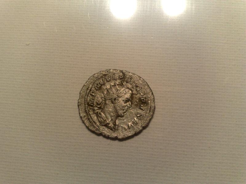 monnaie romaine en billon a identifier 30012017