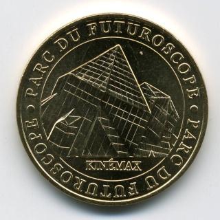 Médailles Monnaie de Paris Medail10