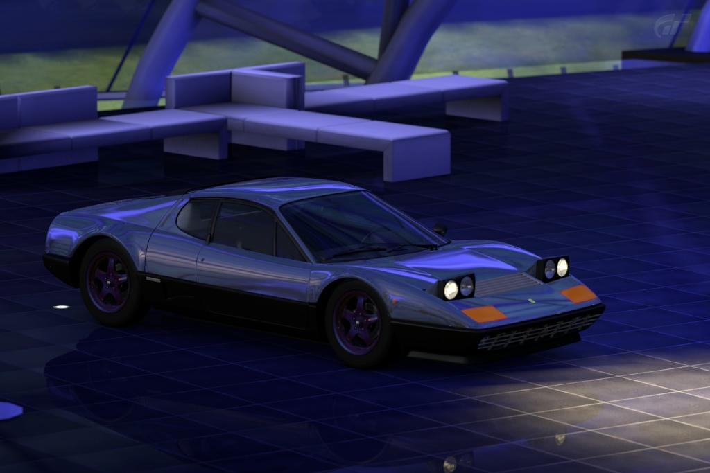 Gran Turismo 5 Red_bu10