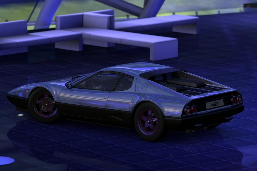 Gran Turismo 5 Red_bu11
