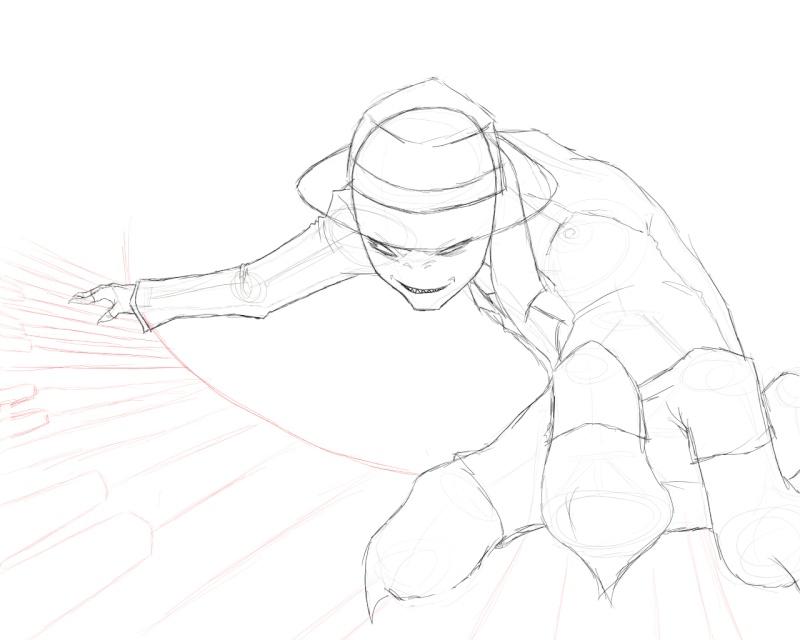 Art progress GO! - Page 2 Flynnw10