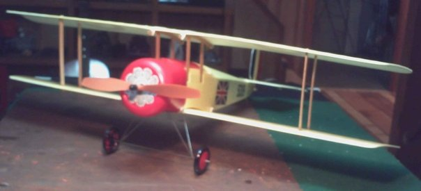 SIG Bristol Scout RC ARF Bristo10