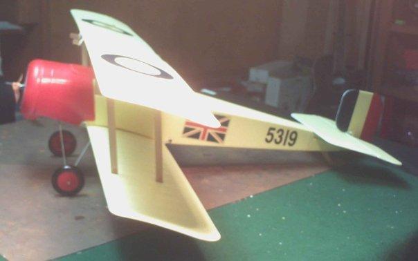 SIG Bristol Scout RC ARF Bristo11