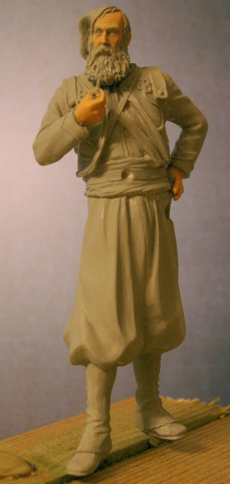 Premier essai : zouave Pegaso Oob710