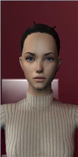 Создания красивх симов в The Sims 2. 1010