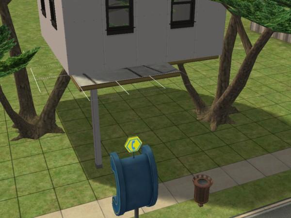 Строим домик на дереве. 38850f11