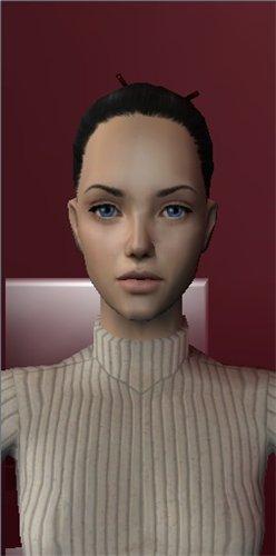 Создания красивх симов в The Sims 2. 410