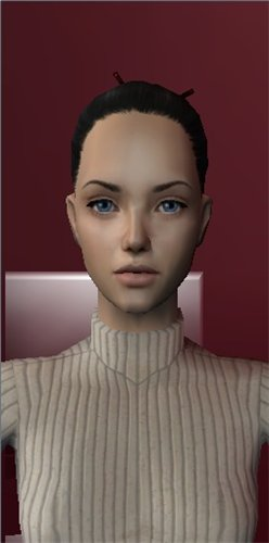 Создания красивх симов в The Sims 2. 510