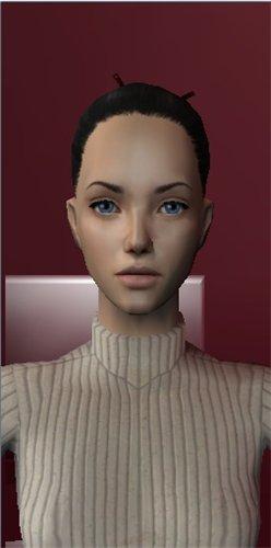 Создания красивх симов в The Sims 2. 610