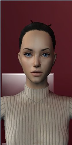 Создания красивх симов в The Sims 2. 710