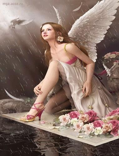 Открытки:))) Angel-10