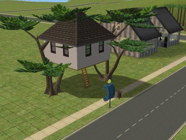 Строим домик на дереве. Bcf7b710