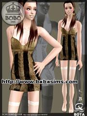 Красивые пижамы и бельё. Bota-052